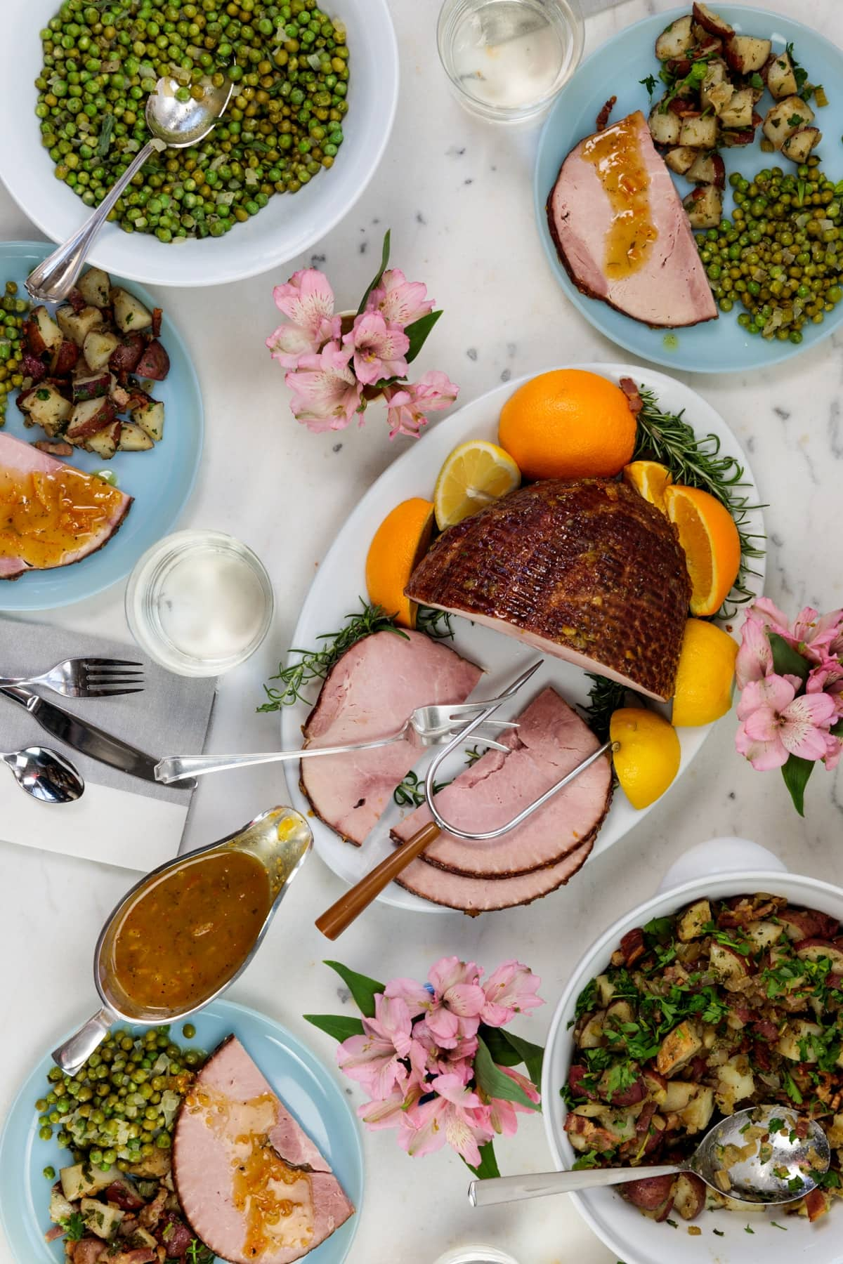 Citrus Glazed Ham | Wyse Guide