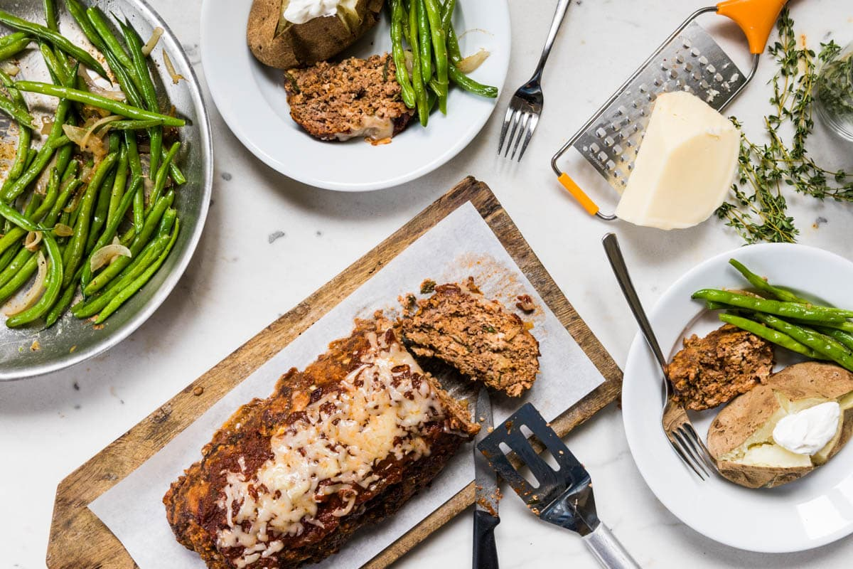 Jodi's Pizza Meatloaf | Wyse Guide